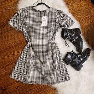 Plaid Zara Dress